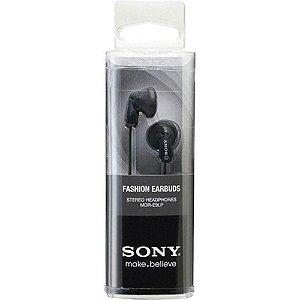 Fone de Ouvido Sony MDR-E9LP Preto