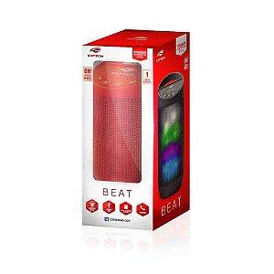 Caixa de Som Bluetooth C3Tech SP-B50 Vermelha 8W