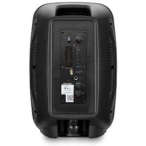 Caixa de Som Bluetooth Multilaser 200W SP336 Preta