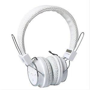 Fone de Ouvido Bluetooth B-05 BT Branco