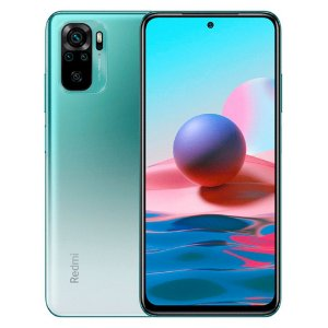 Smartphone Xiaomi Note 10 4GB/64GB M2101K7AI Green