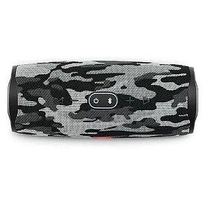Caixa de Som Bluetooth JBL Charge 4 Camuflada