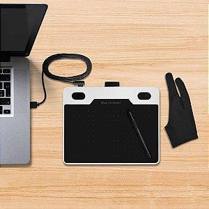 "Mesa Digitalizadora Criativa Multilaser MX001 6"""