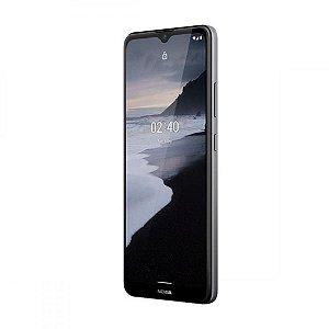 Smartphone Nokia 2.4 3GB/64GB Cinza