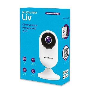 Câmera Interna Inteligente HD Multilaser SE223