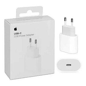 Carregador Apple MHJG3BZ/A USB-C 20W