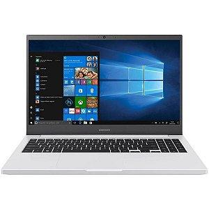 Notebook Samsung Book Core I5 KF4BR 8GB Branco