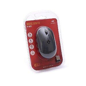 Mouse sem Fio C3tech W-W60GY Cinza