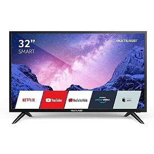 """Smart TV HD Multilaser TL031 com conversor 32"""""""