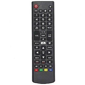 Controle Remoto para TV Samsung Lelong LE-7044
