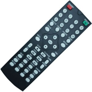 Controle Remoto para DVD Lenoxx Lelong LE-7970
