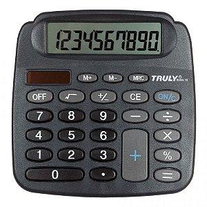 Calculadora Truly 10 Digitos 808A-10