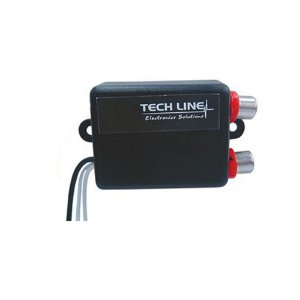 Conversor de Áudio RCA TechLine