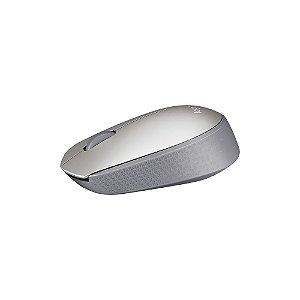 Mouse sem Fio Logitech M170 1000DP1 Cinza