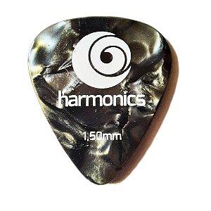 Palheta Harmonics 1,50mm Preta