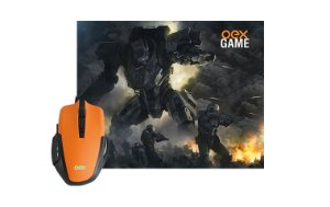 COMBO CLASH OEX MC103 MOUSE + MOUSEPAD