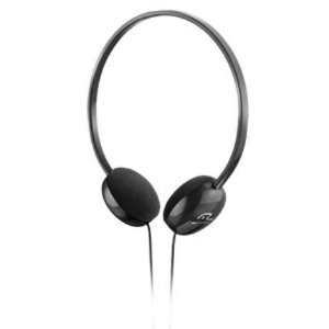 Fone de Ouvido Multilaser  PH063 Headset  Basico Preto P2