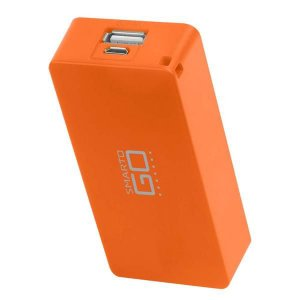 POWER BANK MULTILASER CB097 4000mah LARANJA