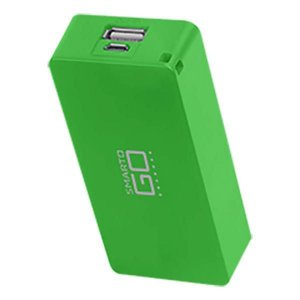 Power Bank Multilaser CB097 4000mah Verde