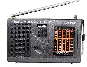 Radio Motobras RM-PF34 5 Faixas