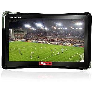 GPS QUATRO RODAS MTC4761 7'' COM TV DIGITAL