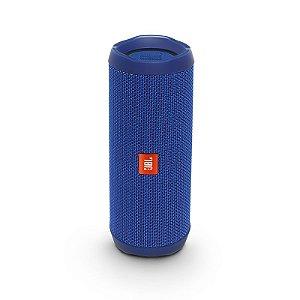 Caixa de Som JBL Flip4 Azul