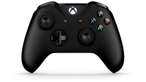 Joystick Microsoft Xbox One Preto