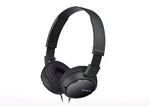 Fone Headfone Sony MDR-ZX110 Preto