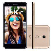 Smartphone LG K11a LM-X410BTW 16gb Dourado