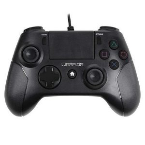 Joystick Multilaser JS083 P/ PS4 Preto