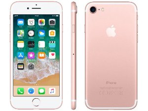 iPhone 7 32gb Ouro-Rose