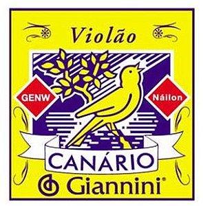 1ª Corda de Violão Nylon Canario GENW1 (Mi)