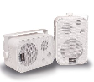 Caixa de Som LL p/ Som Ambiente SP400 Branca (par)