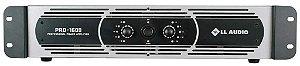 Amplificador de Potência LL PRO-1600