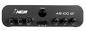 Amplificador Compacto NCA AB 100 ST