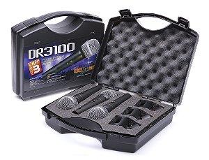 Kit Microfones Donner DR3100