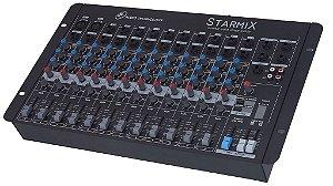 Mesa de Som LL Starmix S1202D