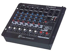 Mesa de Som LL Starmix S602R