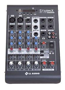 Mesa de Som LL Starmix XMS402R