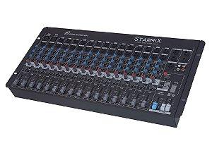 Mesa de Som LL Starmix S1602D