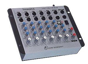 Mesa de Som LL Nanomix NA602R