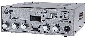 Mixer Amplificado LL NCA AB100 12V USB