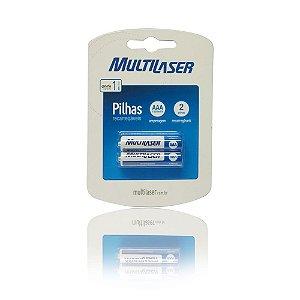 Pilha Multilaser CB051 AAA Com 2 1000mah