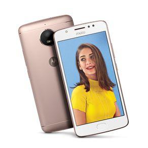 Smartphone Motorola Moto E4 XT1763 16gb Ouro Rose