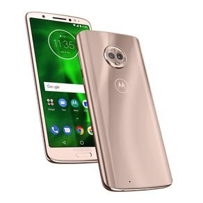 Smartphone Motorola Moto G6 XT1925 64GB Ouro Rose