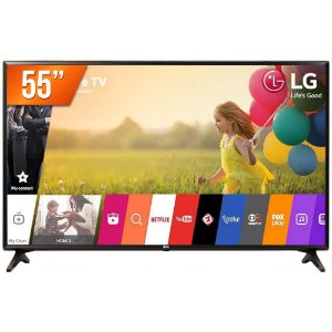 "Smart TV LG 55"" 4K 55UK631C"