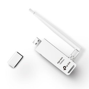 Adaptador Wireless TP-Link TL-WN722N