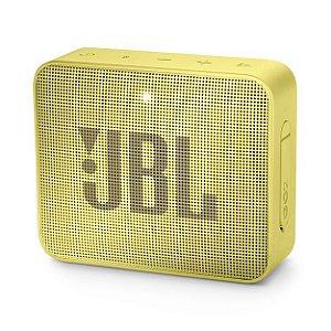 Caixa de Som JBL Go 2 Amarela