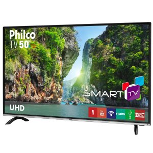 "Smart TV Philco 4K 50"" PTV50F60SN"
