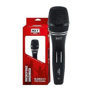 Microfone MXT M-235 com Cabo 3 Metros 54.1.114
